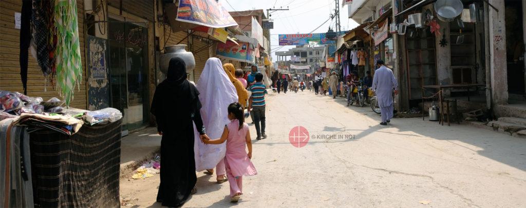 Pakistan: Durchbruch für verschleppte 14-jährige Christin?