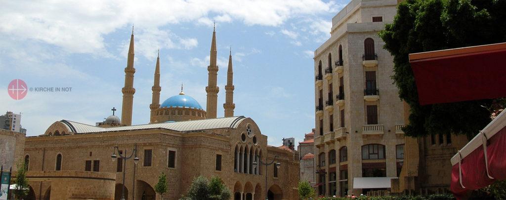 """Libanon: """"Explosion erschüttert die ganze Welt"""""""