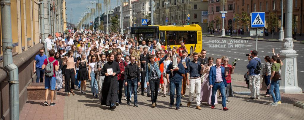 Weißrussland: Weitere Behinderungen für kirchliche Arbeit
