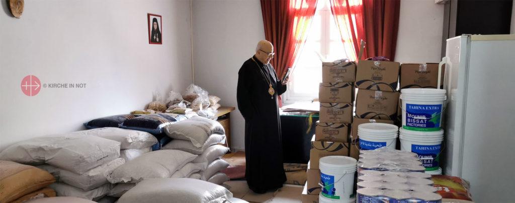 """""""Der Libanon kann die Versorgung der Menschen nicht alleine stemmen"""""""