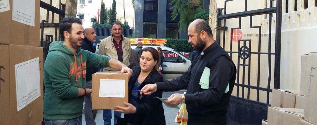 """""""Die Christen im Libanon sollen auf die Hilfe von KIRCHE IN NOT zählen können"""""""