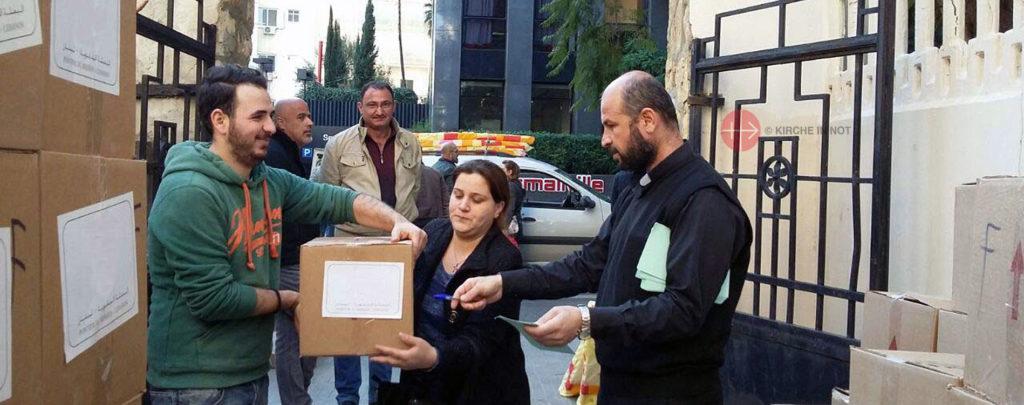Ein Strahl der Hoffnung in Beirut