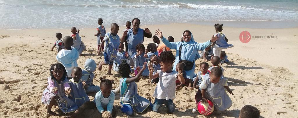 """Mosambik: Vermisste Ordensfrauen und Gläubige """"gesund und sicher"""" zurück"""