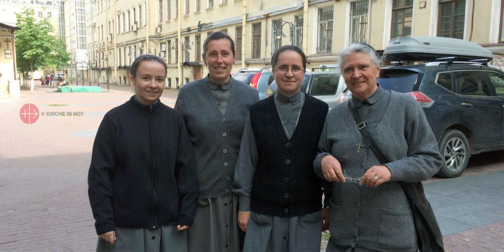 Russland: Existenzhilfe für 69 Ordensfrauen