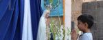 Papst Franziskus lädt zu Kinder-Rosenkranz von KIRCHE IN NOT ein