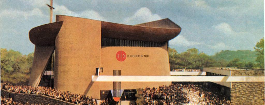 Die Kirche von Nowa Huta - Symbol für Polens Sieg über den Kommunismus