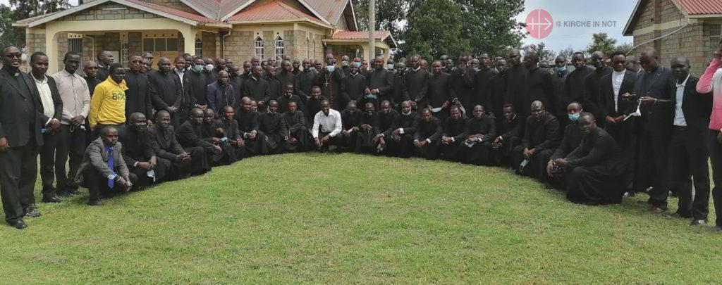 Kenia: Ausbildungshilfe für Seminaristen