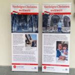 """Ausstellung """"Verfolgte Christen weltweit"""""""
