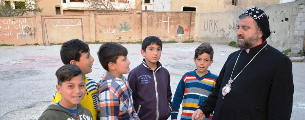 """Syrien: """"Ein Kämpfer für sein Volk"""""""