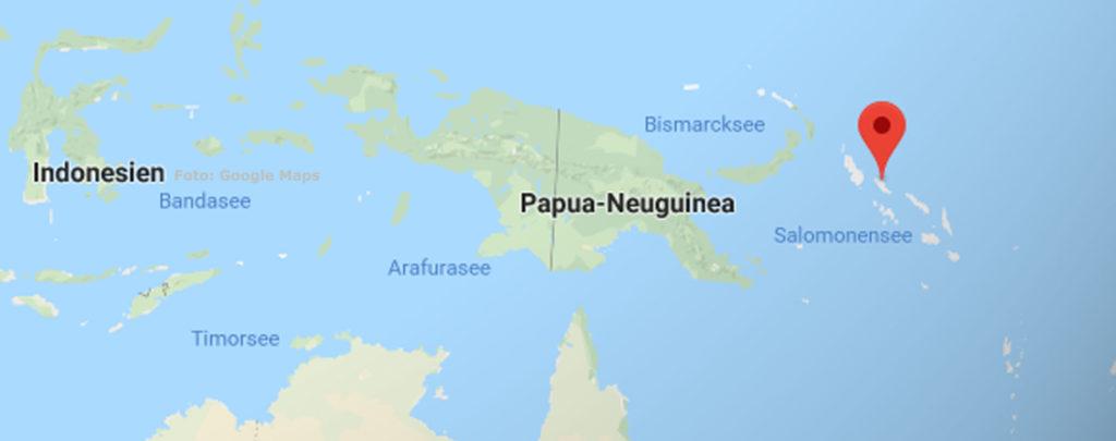 Salomonen: Seelsorge auf über 40 Inseln