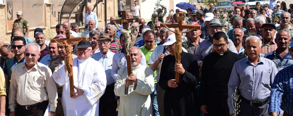 Freude über geplante Papstreise in den Irak