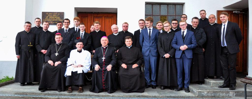 Weißrussland: Unterstützung der Ausbildung von Seminaristen