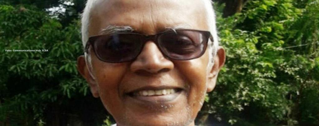 Indien: Freiheit für Pater Stan Swamy!