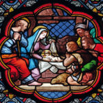 Neue christliche Weihnachtskarten