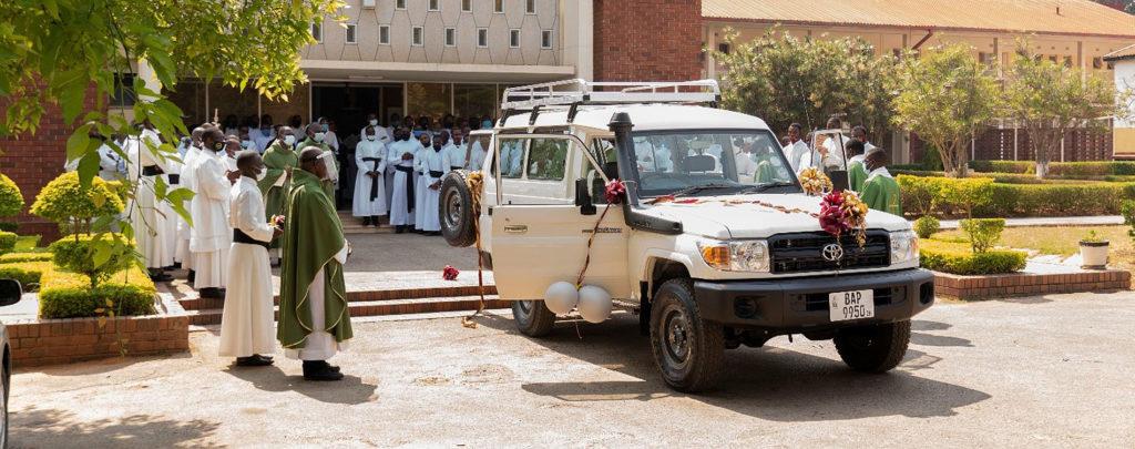 Sambia: Erleichterung für die Priesterausbildung