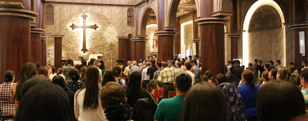 """Papstbesuch im Irak: """"Respekt für Christen wird wachsen"""""""