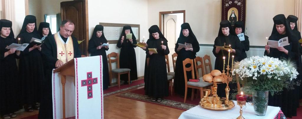 Ukraine: Renovierung eines Schwesternhauses