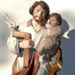 Anpacken wie der heilige Josef