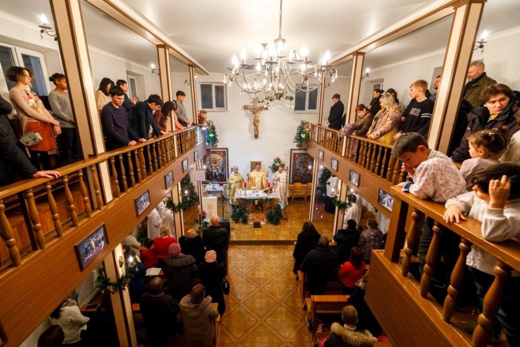 """Kirgisistan: """"Katholiken werden viele Steine in den Weg gelegt"""""""