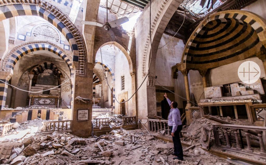 Zehn Jahre Syrienkrieg: Wie KIRCHE IN NOT hilft