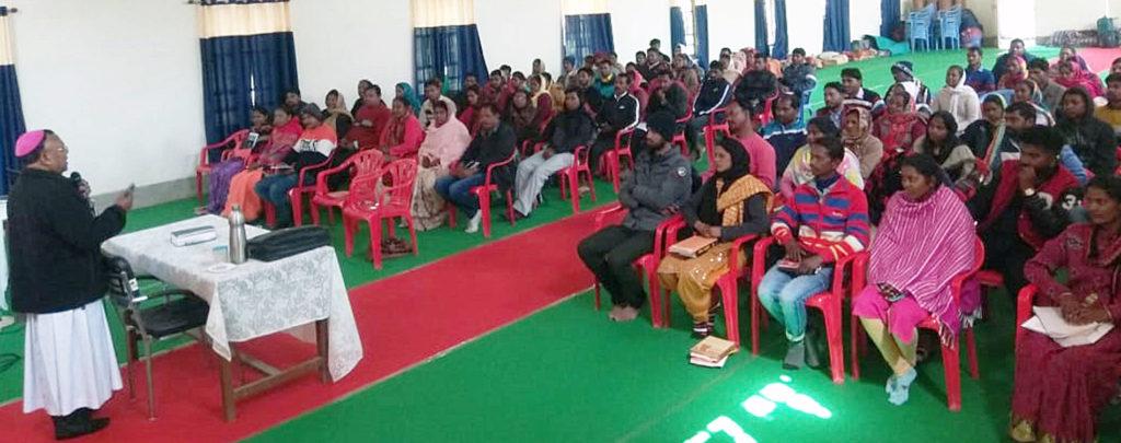 Indien: Ehevorbereitungskurse für Paare, die ethnischen Minderheiten angehören