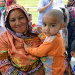 Helfen Sie den Menschen in Pakistan