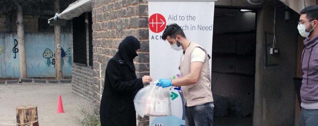 Zehn Jahre Syrienkonflikt: KIRCHE IN NOT fordert Erleichterungen für humanitäre Hilfen