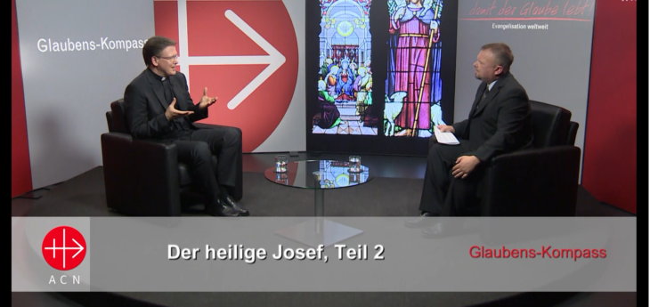 "TV-Sendung   ""Der heilige Josef, Teil 2"" Glaubens-Kompass Video-Download"