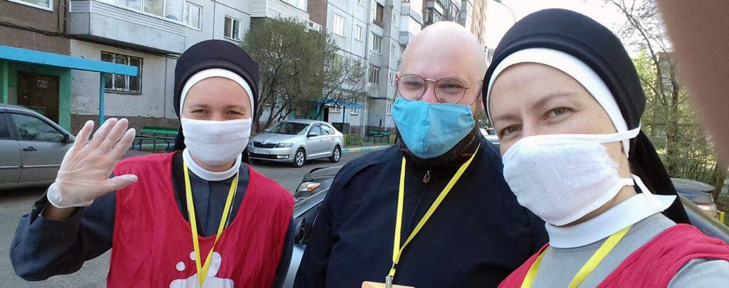 Russland: Existenzhilfe für Ordensschwestern in Sibirien
