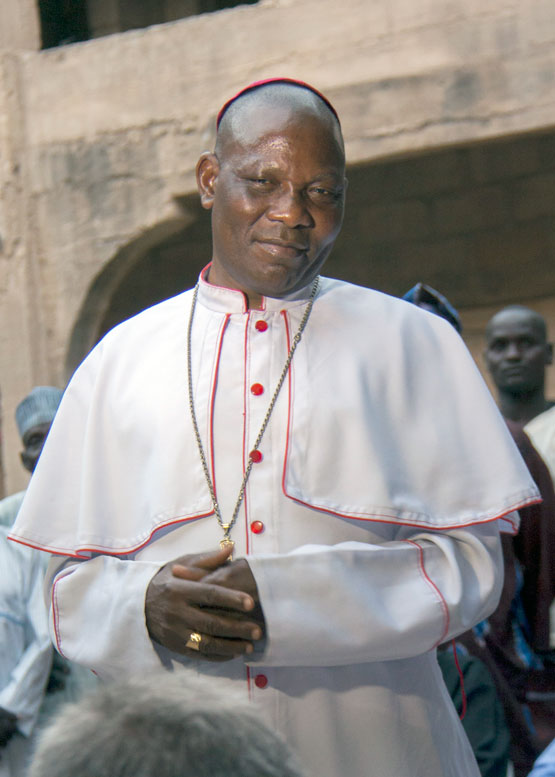 Bischof Olver Dashe Doeme