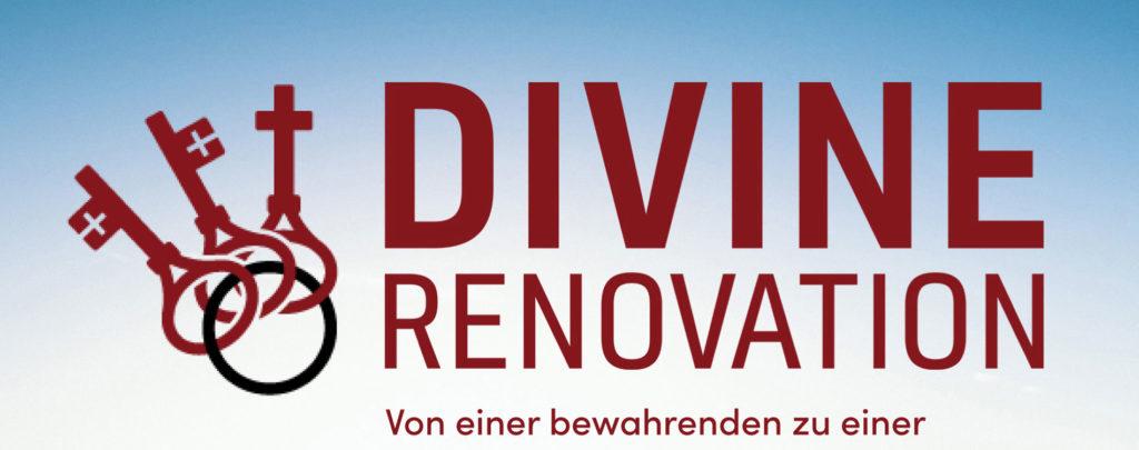 "KIRCHE IN NOT ist Partner der Konferenz ""Divine Renovation"""