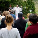 Unterstützen Sie die Priester in Kirgisistan