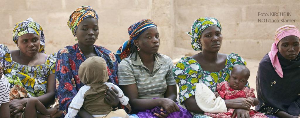 Hilfe für Mädchen und Frauen in Afrika
