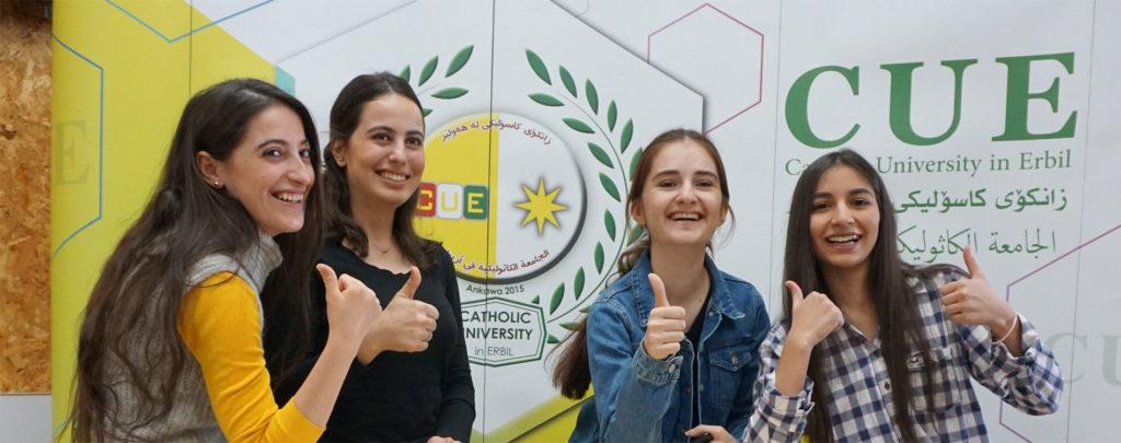 Irak: Bildung gibt Hoffnung