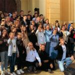 Unterstützen Sie das ökumenische Jugendtreffen