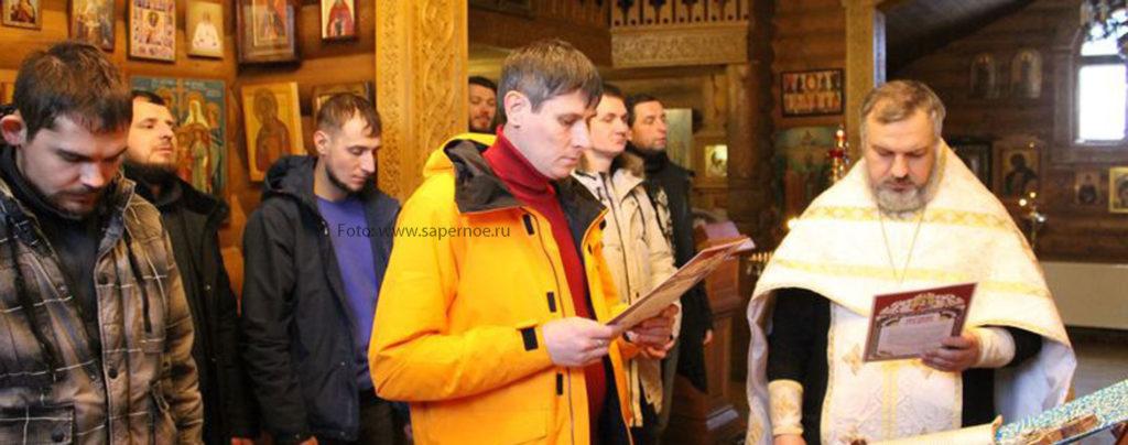 Russland: Ausbau eines orthodoxen Rehabilitationszentrums