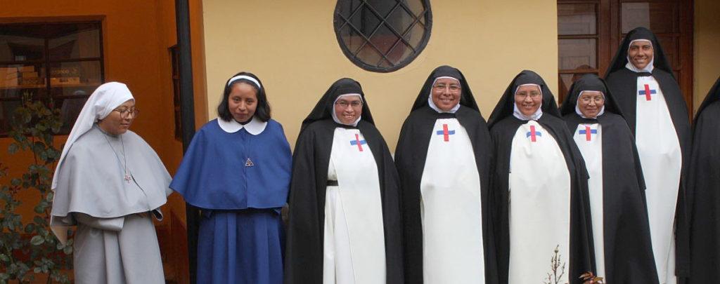 Peru: Existenzhilfe für kontemplative Ordensfrauen