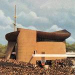 Die Kirche von Nowa Huta