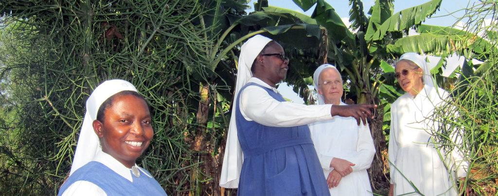 Burundi: Bau eines Pastoralzentrums in der Diözese Muyinga