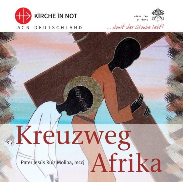 Kreuzweg Afrika als Hörbuch auf CD