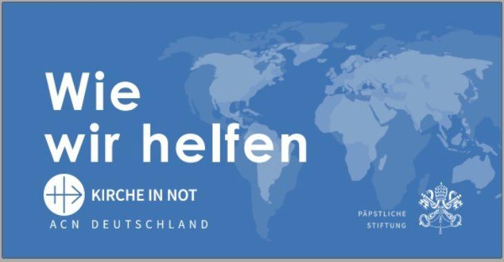 """Broschüre """"Wie wir helfen"""""""