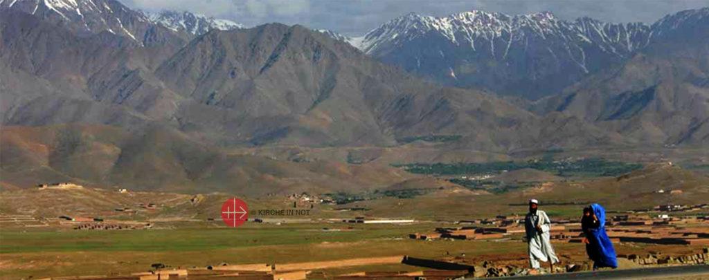 """Afghanistan: """"Zurzeit ist Gebet die einzige Hilfe, die wir leisten können"""""""
