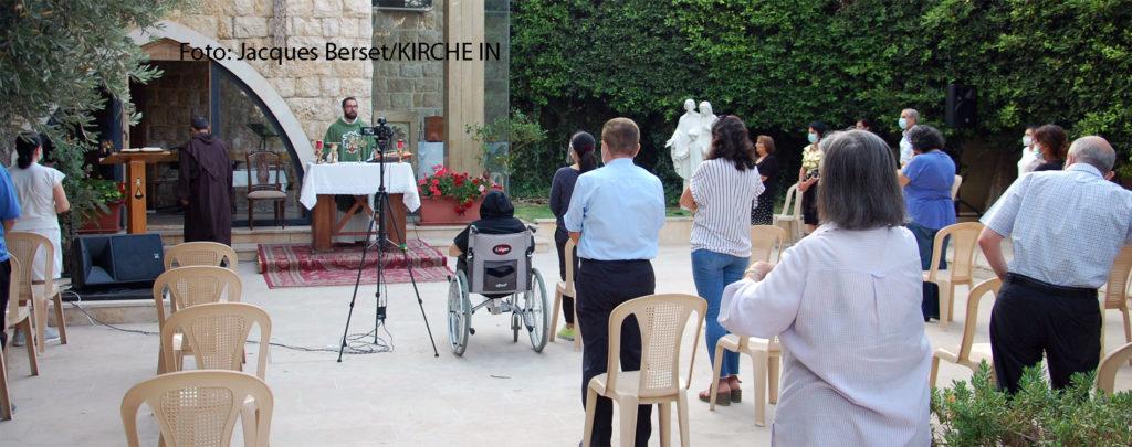 Libanon: Ein interreligiöses Wunder am Stadtrand von Beirut