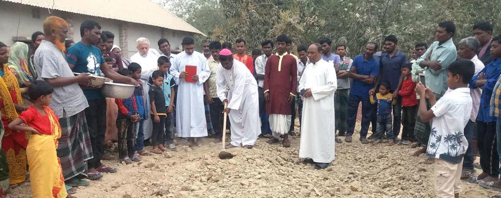 Bangladesch: Vorfreude auf eine neue Kapelle