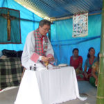 Unterstützen Sie die Priester und Gläubigen in Nepal