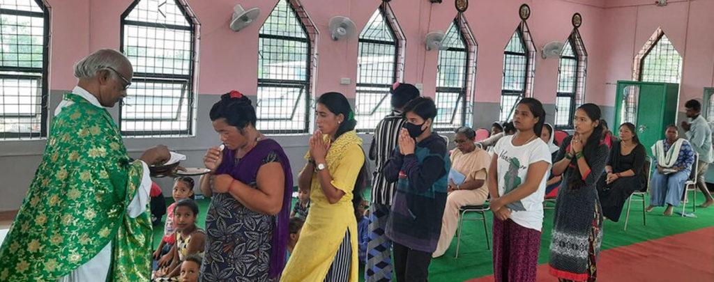 Nepal: Mess-Stipendien für 31 Priester