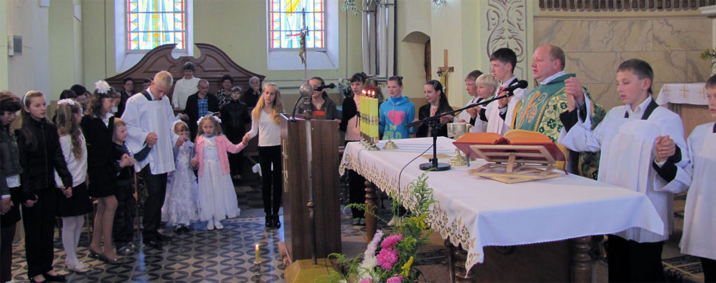 Weißrussland: Ein Auto für die Pfarrei in Orscha