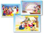 Puzzle-Set Kinderbibel